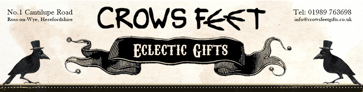 Crows Feet Gifts